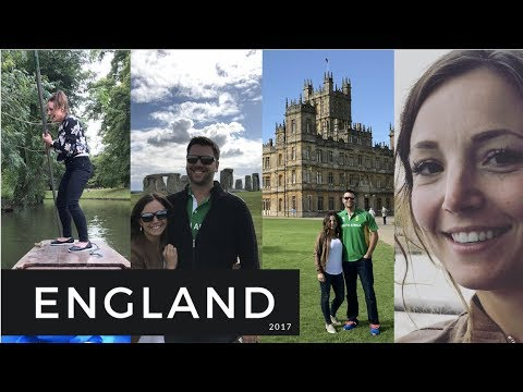 Our England Trip | What we did + pictures & videos!