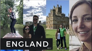 Our England Trip   What we did + pictures & videos!