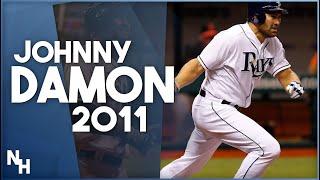 Johnny damon 2011 highlights