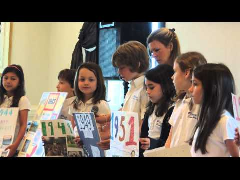 Grandpersons' Day at Palisades Episcopal School