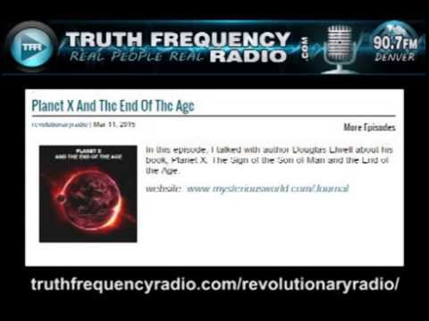 TFR - Revolutionary Radio Project with Douglas Elwell: Planet X