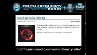 15 TFR - Revolutionary Radio Project with Douglas Elwell: Planet X
