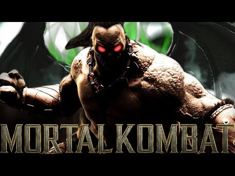 Mortal Kombat X Comics - The Lost Onaga/Goro Saga! Featuring MK Writer Shawn Kittelsen