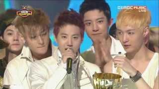 130619 exo winner show champion ending