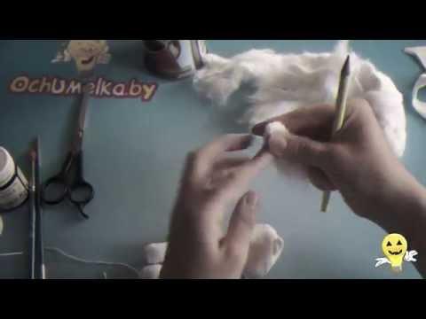 Как сделать прикольную куклу вуду своими руками