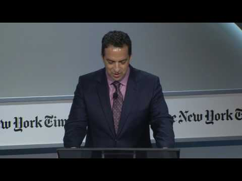 The New York Times Higher Ed Leaders Forum: Opening Remarks
