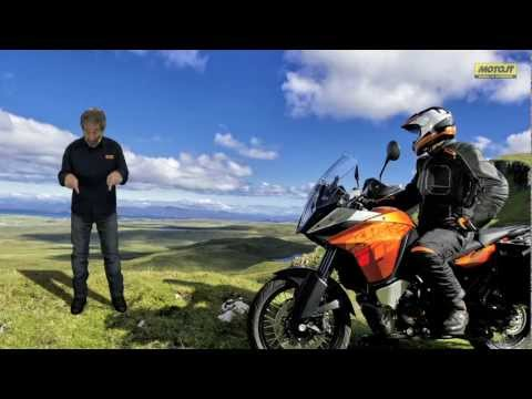 KTM 1190 Adventure. Il video di Nico Cereghini. Moto.it