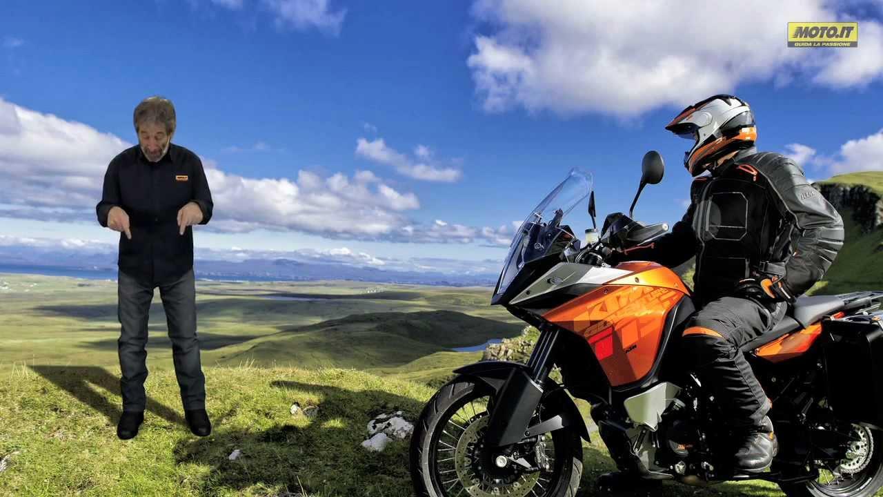 Download KTM 1190 Adventure. Il video di Nico Cereghini. Moto.it