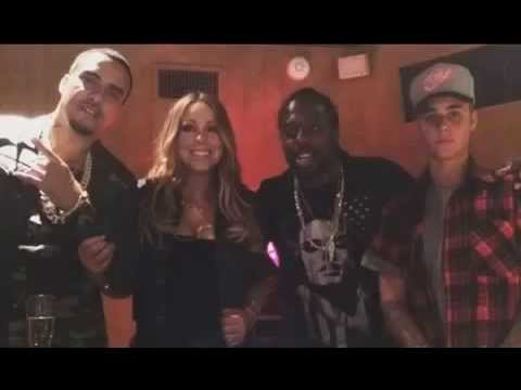 Mariah Carey   Why You Mad Infinity Remix Feat  French Montana , Justin Bieber & T I  New Song