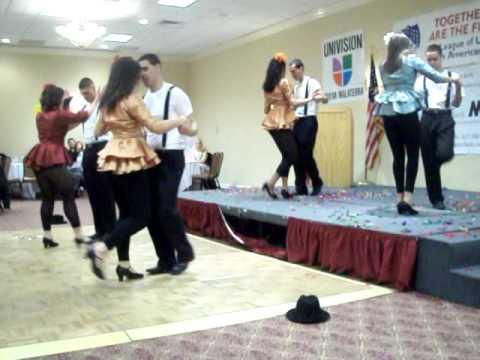 Bachata (Hispania Dance Company)