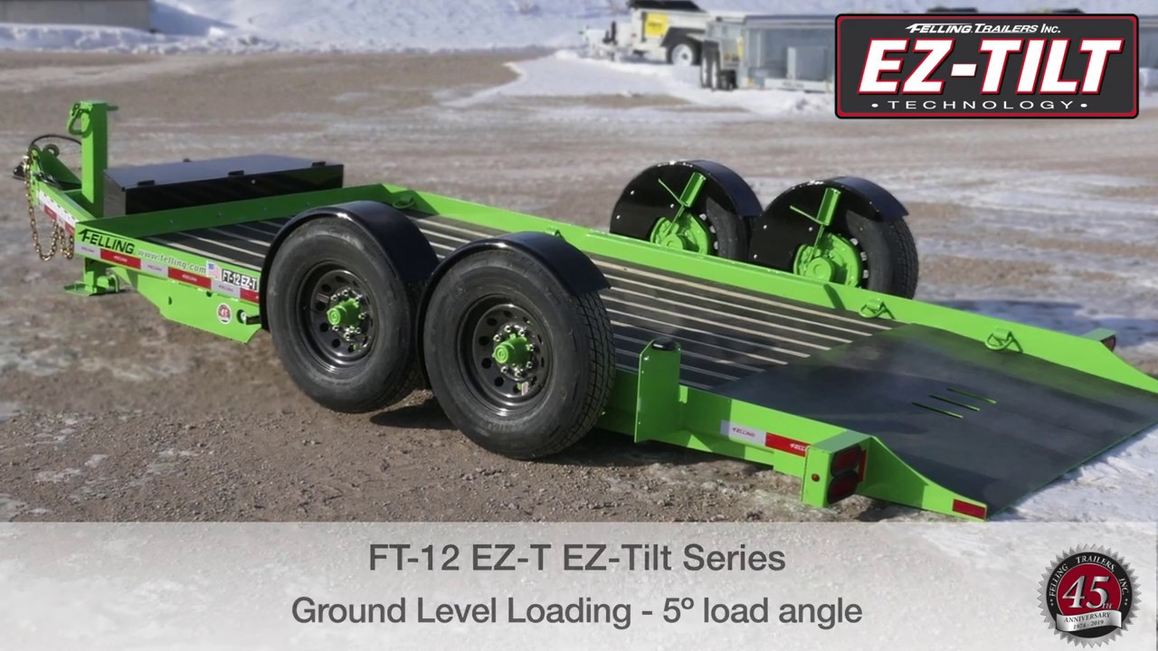 [DIAGRAM_38ZD]  Featured Unit FT-12 EZ-T Sublime Green 105498NTU - YouTube | Felling Trailer Wiring Harness For A |  | YouTube