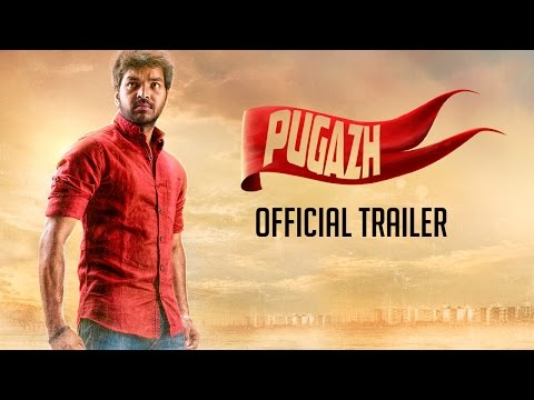 Pugazh - Official Trailer | Jai, Surabhi | Manimaran | Vivek Siva, Mervin Solomon