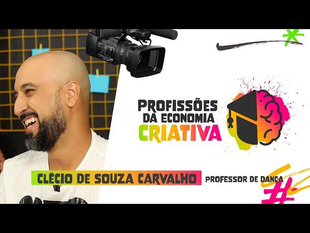 PROFESSOR DE DANÇA feat. CLÉCIO DE SOUZA CARVALHO | Instituto Saber Social