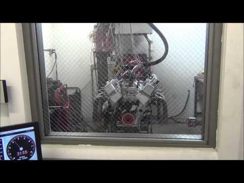 SB Chevy 415 Aluminum 15 Degree Circle Track Engine 759 Horsepower - CNC-Motorsports