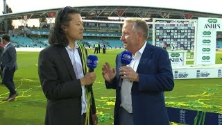 Ian Healy and Andrew Wu discuss Australia's latest loss at the Ashes