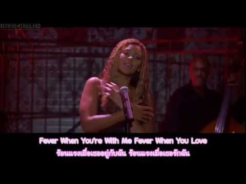 Beyonce - Fever (Eng & Thai Lyrics)