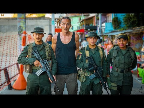 Exploring Most Dangerous Place In Colombia