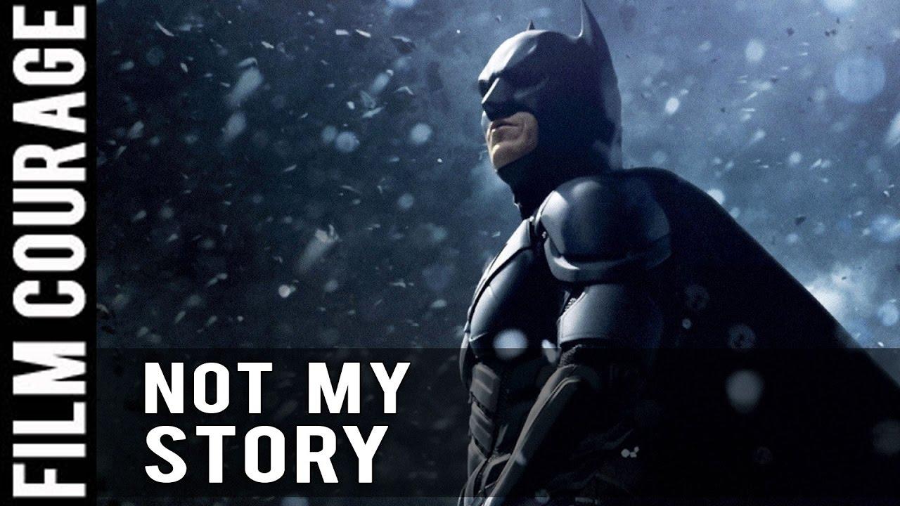 Download 'The Dark Knight' Script PDF For Blockbuster