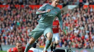 Manchester United 1-4 Liverpool  2008/2009 |HD|