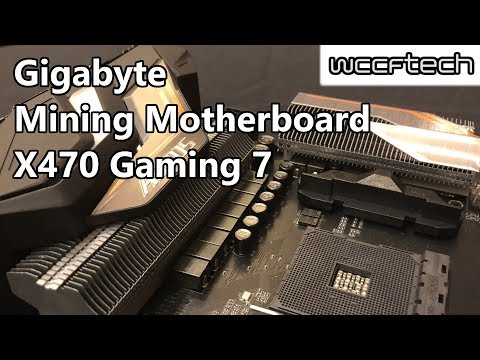 Gigabyte Mining Motherboard And Aorus X470 Motherboard