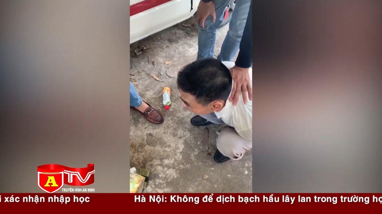Triệt xóa đường dây vận chuyển ma túy từ Nghệ An ra Hà Nội tiêu thụ I ANTD