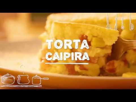 Torta Caipira - Sabor com Carinho (Tijuca Alimentos)