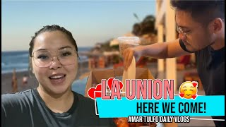 FIRST BEACH TRIP WITH THE FAMILY IN LA UNION 🌊 | Maricel Tulfo-Tungol