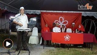 """""""Apa masalah kita dengan DAP,"""" soal Mahfuz"""