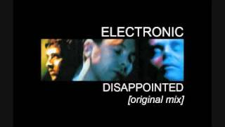 Disappointed - Electronic (featuring Neil Tennant)