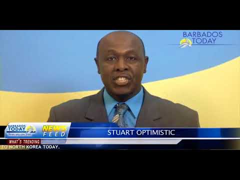 BARBADOS TODAY AFTERNOON UPDATE - August 11, 2017