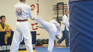 Taekwondo Black Belt Testing: 1st Dan, Level 1