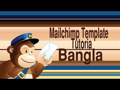 How To Make Mailchimp Template Tutorial | Bangla Responsive Email Template Tutorial Bangla