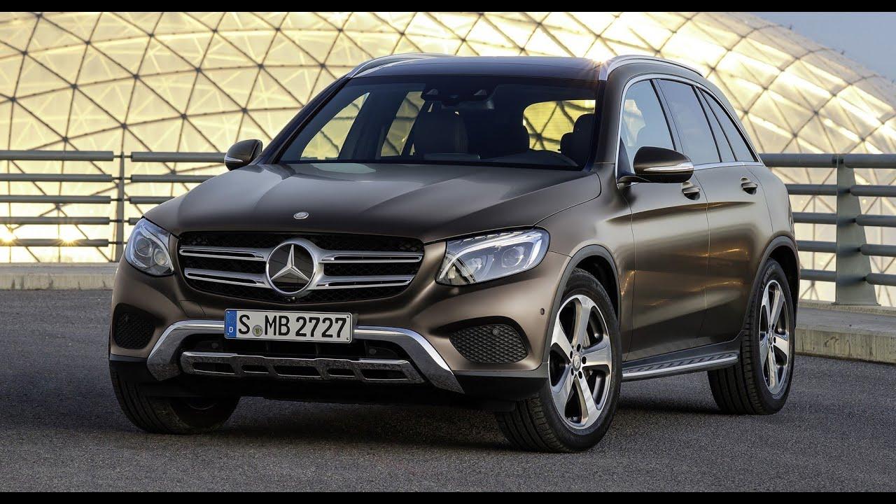 2015 2016 Mercedes Benz Glc Class X253 Youtube