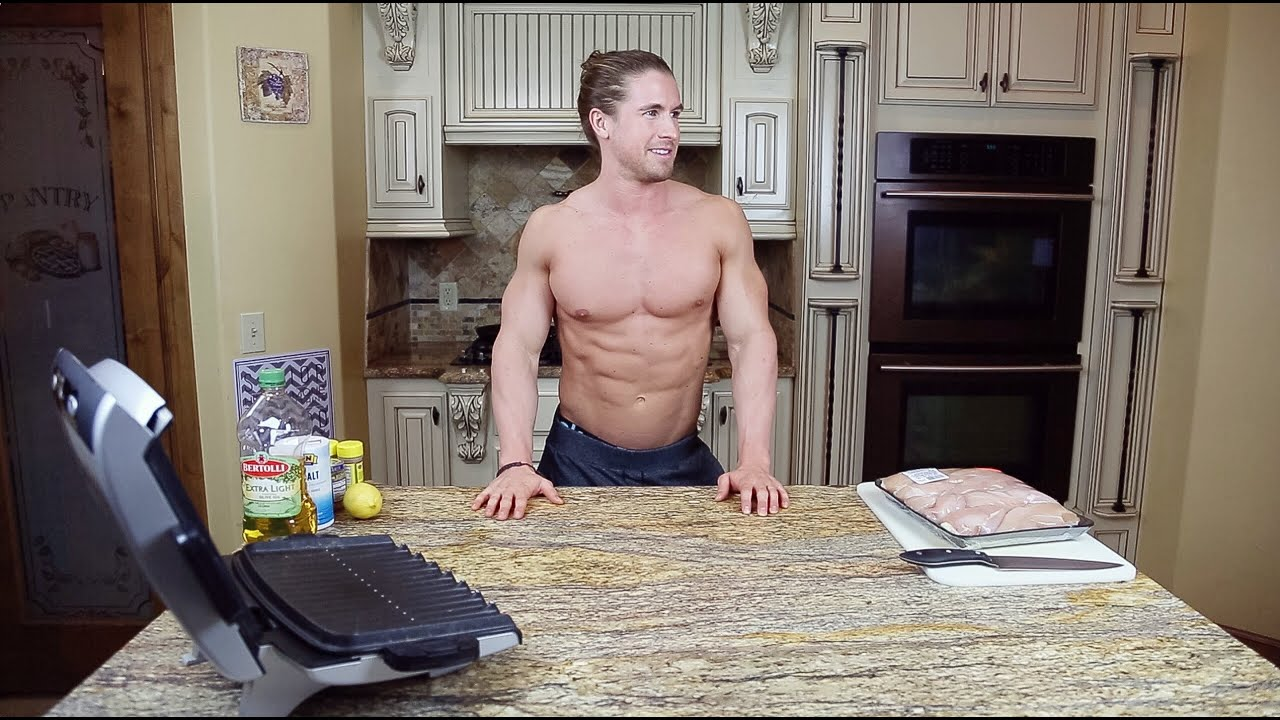 Man bun meal prep 3 quick easy chicken recipes youtube forumfinder Choice Image