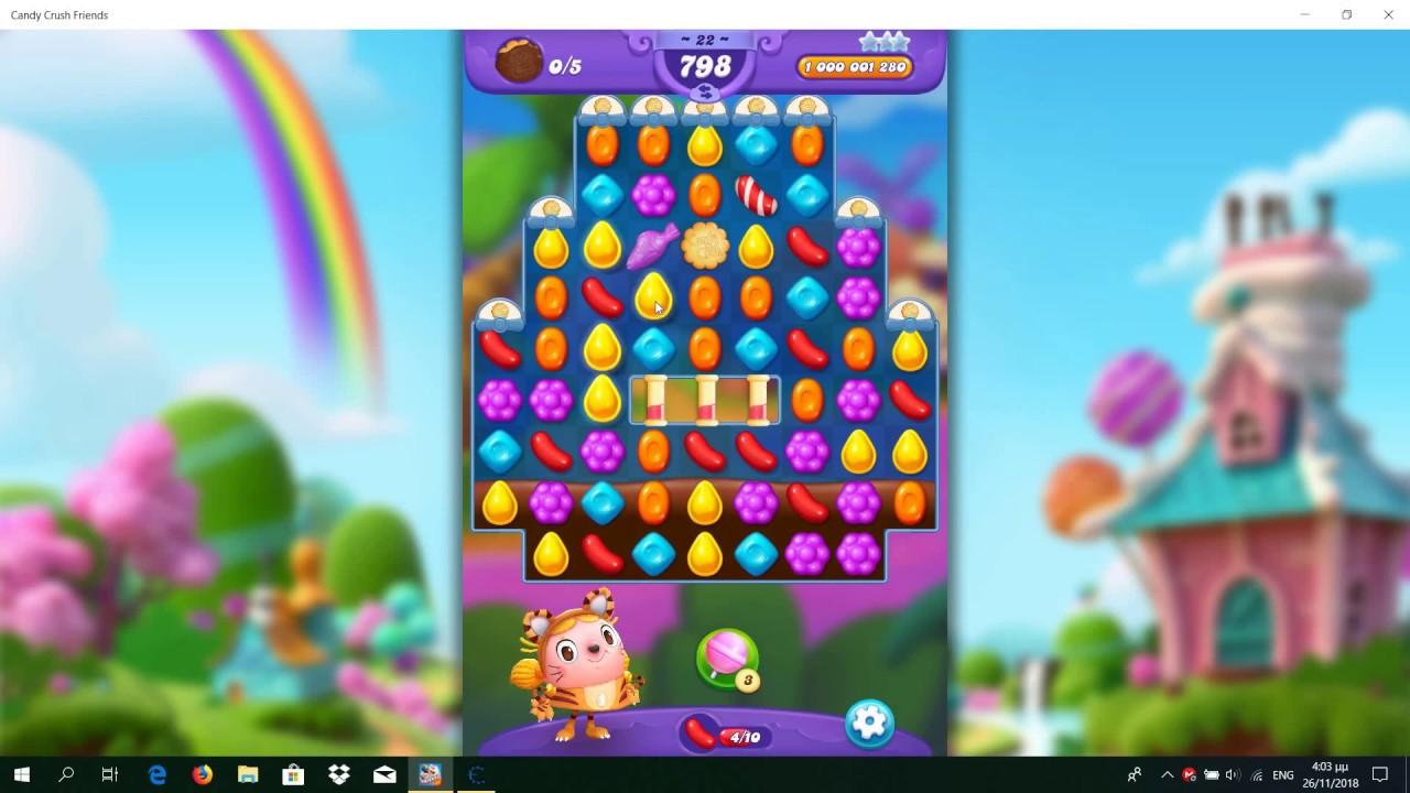 candy crush friends pc