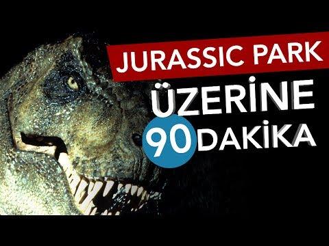JURASSIC PARK Üzerine 90 Dakika - Sinema Günlükleri Bölüm #7