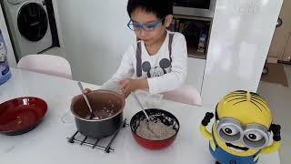 Making children favorite rice balls!!😊