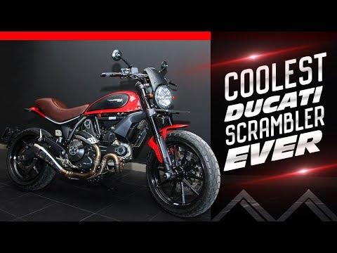 Coolest Ducati Scrambler Ever