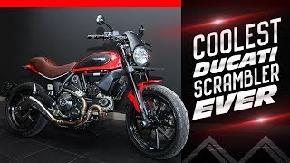 Coolest Ducati Scrambler Ever