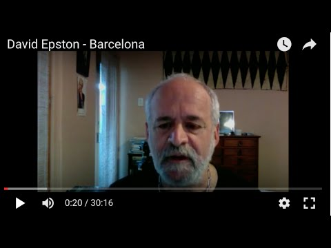 David Epston - Barcelona