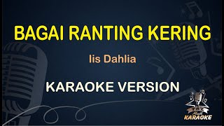 Bagai Ranting Kering Iis Dahlia  (Karaoke Dangdut Koplo) - Taz Musik