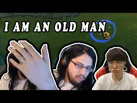 FAKER'S CLEAN IRELIA | IMAQTPIE SHOWS HIS WEDDING RING *OLD MAN* | SHIPHTUR | LOL MOMENTS