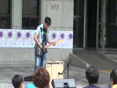 Gary Moore Parisienne Walkways-National Music Day Korea