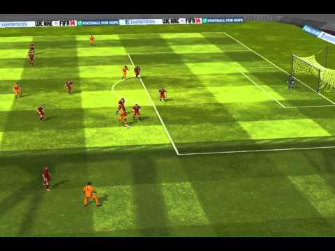 FIFA 14 IPhone/iPad - Netherlands Vs. Czech Republic