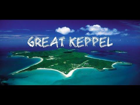 Great Keppel Island 4K Drone Footage - 2017