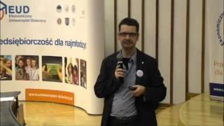 EUD Warszawa, spotkanie VI - Wykład: Sztuka podejmowania decyzji (29.05.2012)