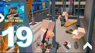 Unknown Last Pixels Battle Royale - Gameplay Walkthrough