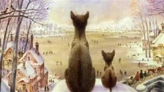 «Питерские коты». Светлой памяти художника Владимира Румянцева