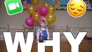 No one could come to her party... here's why..