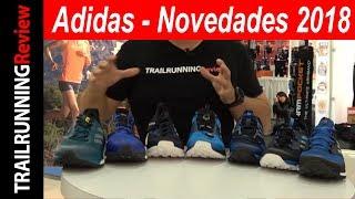 Adidas - Novedades zapatillas Trail Running 2018